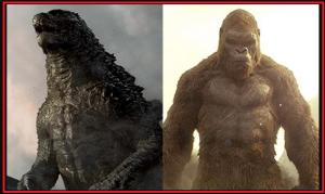 Gorzilla vs Kong