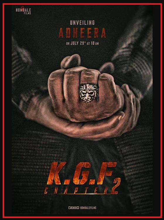KGF 2 release date