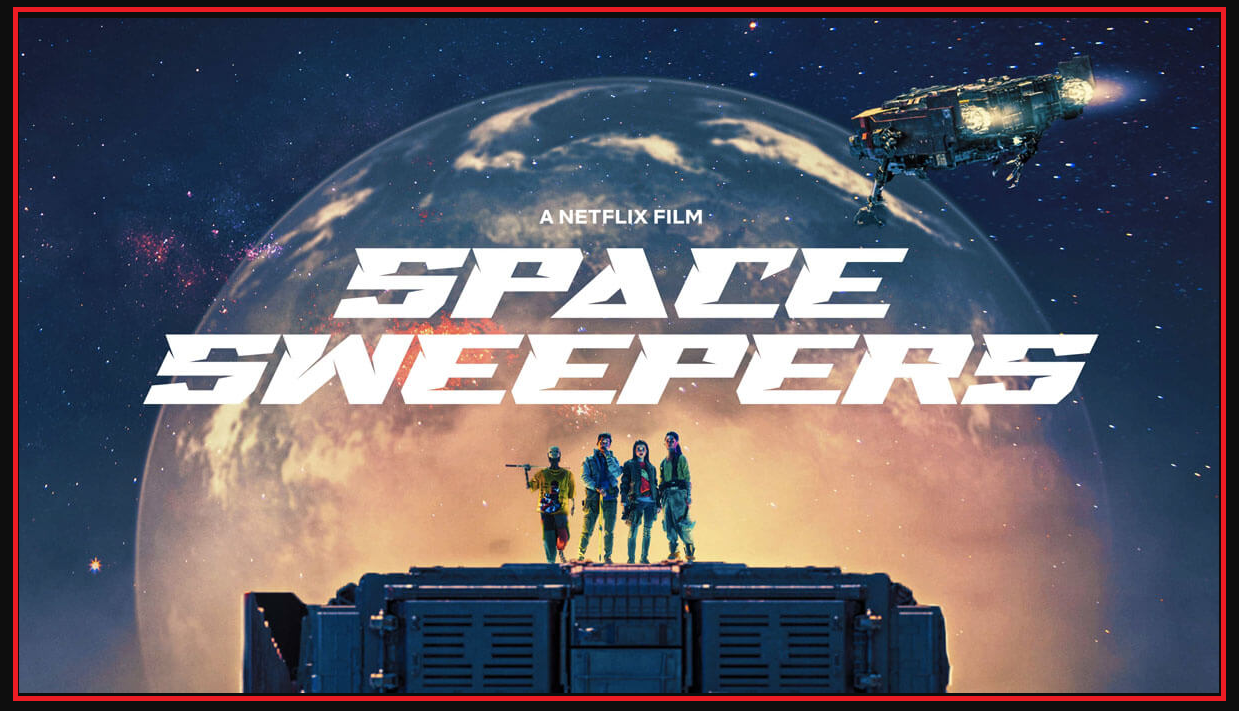 Space Sweepers Movie