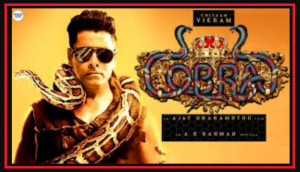 cobra tamil movie release date